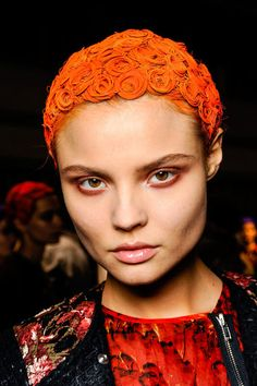 Givenchy  Key Artist Pat McGrath