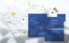Chiarina Wedding Set - Invitation Corporate Identity, Print Templates, Wedding Sets, Invitations, Card Templates Printable, Save The Date Invitations, Branding, Shower Invitation, Invitation