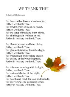 """30 Best Thanksgiving Poems and Quotes ."""" One of my most remarkable Thanksgiving memories was most likely the initial year that me and also my 2 bros determined to start … Thanksgiving Messages, Happy Thanksgiving, Home Quotes And Sayings, Love Quotes, Quotes Quotes, Bible Quotes, Quotes Inspirational, Bible Verses, Thankful Poems"""