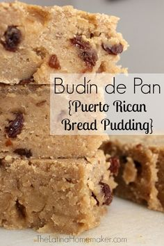 Celebrating Hispanic Heritage Month with Budín de Pan. A delicious Puerto Rican bread pudding recipe that is as good as it looks. #NuestroSabor #CollectiveBias #shop