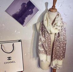 Chanel scarf 2