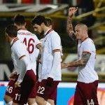 AS Roma memetik kemenangan dalam laga tandang ke Stadio Artemio Franchi, dengan gol tunggal Radja Nainggolan, gelandang asal Belgia keturunan Indonesia.