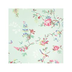 Birds & Roses Wallpaper   Everything but Gift Cards   CathKidston