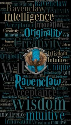 Harry Potter Hd Ravenclaw Phone Wallpaper By Emily Corene On Deviantart
