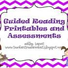 $ This packet is full of printables, assessments, literacy centers, and tools for guided reading. Contains:*Sight Word Assessments (6)*Pocket Cha...