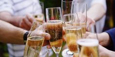 What Your Favorite Champagne Brand Says About You  - HarpersBAZAAR.com