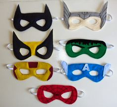 Costurando Sonhos: Máscaras