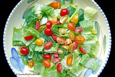 Gourmet Girl Cooks: Fresh Simple Salad alongside a big slice of Lasagna Pie - Low Carb & Gluten Free