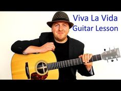 VIVA LA VIDA CHORDS by Coldplay - with Video Lesson! · Guitar United