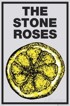 Stone Roses-Lemon Posters bij AllPosters.nl