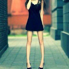 #thin #body #diet #skinny legs