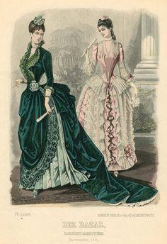 Der Bazar 1885