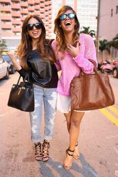 Oversize Womens Designer Fashion Thick Wayfarer Sunglasses 8094