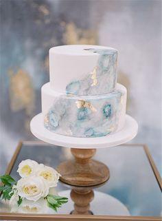 6 Latest Wedding Cakes Trends too Adorable to Miss! #weddingcolors  #hugs   #photography #fashion #beautiful #inspiration   #weddings   #like4like