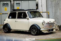 EuTroDicted 2017: Morris Mini Cooper