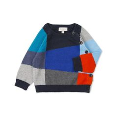 Paul Smith Junior | Baby Boys' Multi-Coloured Knitted Sweater