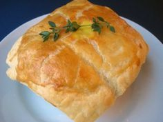 Chicken Pot Pie with a Puff Pastry Crust.  @LJ Snow I don't know why i keep trying but I'm gonna make another go at it!