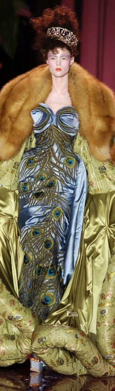 Christian Dior Haute Couture - 2004 jαɢlαdy