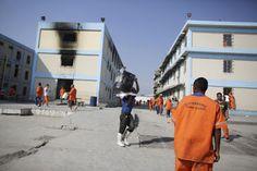 Behind Mexico's prison walls