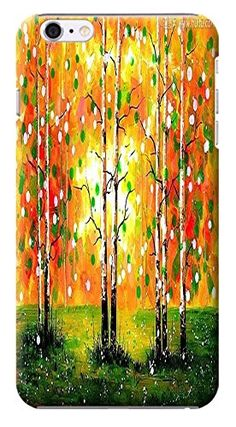 """HUAHUI Case / Cover Oil Painting Special Design Colorful Trees Cute Cell Phone Cases For iPhone 6 (4.7"""") Black Hard Cases No.4 Huahui http://www.amazon.com/dp/B00OK6EOI4/ref=cm_sw_r_pi_dp_izk-vb1NT454R"""