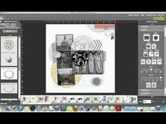 Digital Scrapbooking Tips using My Digital Studio Kimberly Van Diepen, Stampin' Up!