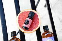 Explorați gama de uleiuri esentiale pure Oleya și lasați-vă cuprinși de arome unice, împreună cu o multitudine de utilizări cosmetice sau aromaterapeutice. Grapefruit, Health, Food, Health Care, Eten, Healthy, Meals, Salud, Diet