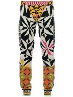BERNHARD WILLHELM - Print Knit Trousers 6