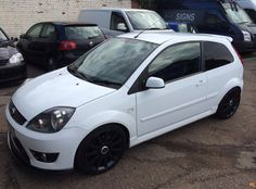 Mk5 Ford Fiesta Ford Fiesta Modified, Modified Cars, Ford Fiesta St, Cars And Motorcycles, Saints, Bike, Car Stuff, Vehicles, Projects