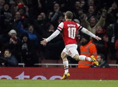 Jack scores against Swansea in the FA Cup replay.