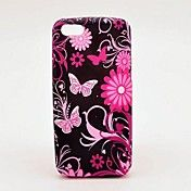 Lilla blomster og sommerfugler Pattern TPU So. Iphone 5c, Iphone Cases, Cheap Iphones, Butterfly Pattern, Purple Flowers, Stuff To Buy, Bowtie Pattern, Iphone Case, I Phone Cases