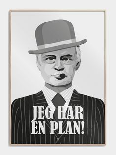 Hvis man er stille for længe - Plakater med tidens sjoveste danske citater! Danish Interior, Wall Decor Quotes, Be True To Yourself, Danish Culture, Cool Posters, Scandinavian Home, Illustrations And Posters, Old Things, Amazing Art