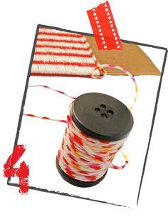 Papier, ciseaux, cailloux...: Comment réaliser une ficelle avec des feutres indélébiles.