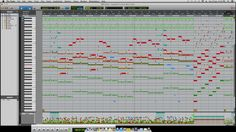 MIDI composition for an upcoming game about a Red Panda