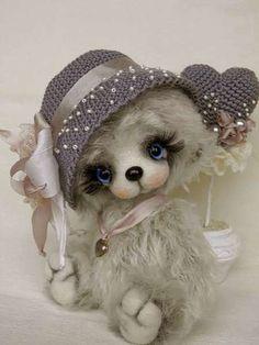VALENTINE by Sadovskaya Tatiana | Bear Pile