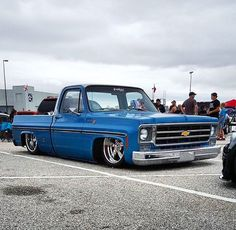 Hot Wheels - Cool shot of @chadandcourtney super clean C10 laid hard, bad ass truck!  @c10raggedy_ann Source @c10talk #chevrolet #gmc #c10 #airsuspension #bagged #layframe #stance #streettruck #streetrod #hotrod #truckporn #lowfastfamous