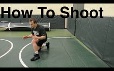 How To Shoot: Basic Wrestling Move and Techniques For Beginners