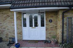 Front Doors, Garage Doors, Outdoor Decor, Home Decor, Entry Doors, Decoration Home, Entry Gates, Room Decor, Carriage Doors