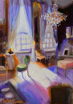 Guest House by Cecilia Rosslee Wild Flower Arrangements, Original Artwork, Original Paintings, Art Painting Gallery, Art Images, Blog, Fine Art, Art Prints, Software