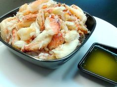FEDEX OVERNIGHT FRESH CRABMEAT NEVER Frozen 2 POUNDS of Meat FRESH DUNGENESS CRAB MEAT (2 POUNDS)