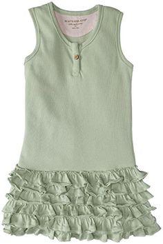 Burt's Bees Baby Little Girls' Ruffle Tank Dress (Toddler/Kid) - Meadow - 6 Years Burt's Bees Baby http://www.amazon.com/dp/B00SJ3DB8S/ref=cm_sw_r_pi_dp_io0hwb0KTGZY7