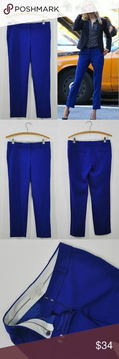 """Blue Trousers 