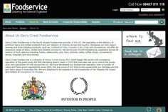 Dairy Crest Food Service - an Investor in People