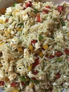 Kritharaki – Salat Kritharaki – Salat 3 Related posts: Kritharaki-Salat (Nudel-Salat) Kritharaki Salat mit Hackfleisch 😍 😍 😍 Kritharaki-Salat mit Hackfleisch Mediterraner Nudelsalat – Salat – Clean Eating Salads, Healthy Eating Tips, Clean Eating Recipes, Meat Appetizers, Appetizers For Party, Appetizer Recipes, Beef Recipes, Salad Recipes, Vegan Recipes