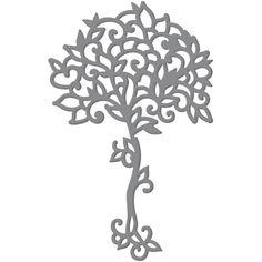 PREORDER Ultimate Crafts Die - MAGNOLIA TREE