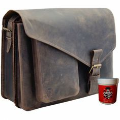 Leather Briefcase, Leather Purses, Messenger Bag, Satchel, Trending Outfits, Unique Jewelry, Handmade Gifts, Bags, Gandhi