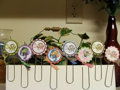 More Jumbo Paperclip Bookmarks by SassiAngel - Cards and Paper Crafts at Splitcoaststampers