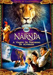 As Crônicas de Nárnia: A Viagem do Peregrino da Alvorada Dublado. / The Chronicles of Narnia: The Voyage of the Dawn Voiced.