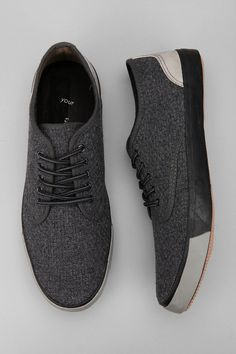 Your Neighbors Wool Trainer - Urban Outfitters