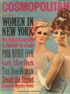 item details: Entire Issuekeywords: Mrs. Nelson Rockefeller, Mannequins at Bonwit's