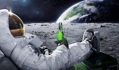 Ya es posible fabricar cerveza con tecnología de la NASA